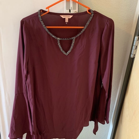 Juicy Couture Tops - Blouse
